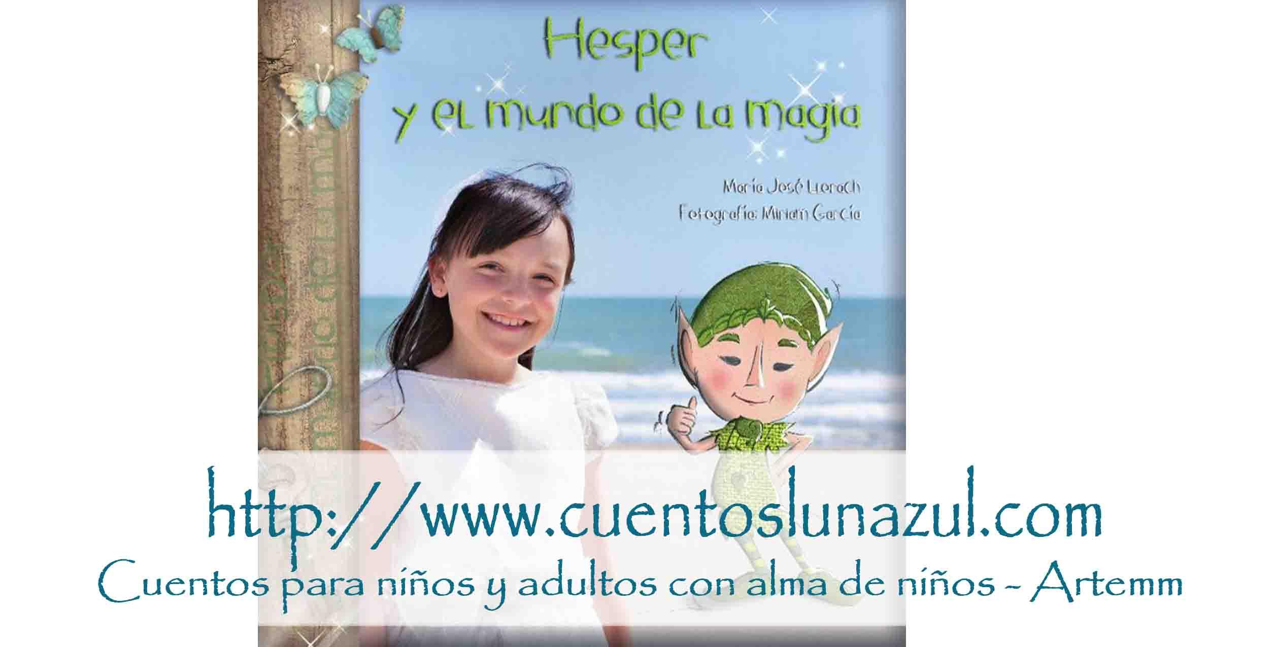 HESPER Y EL MUNDO DE LA MAGIA