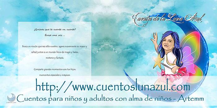 CUENTOS DE LA LUNA AZUL