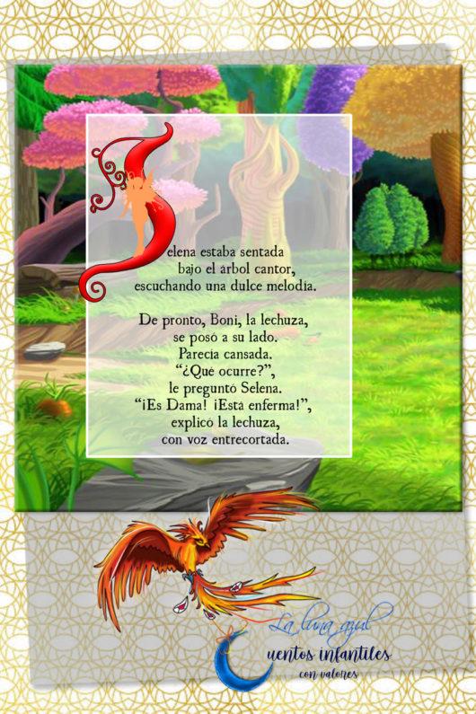 Isabel y el unicornio blanco 3