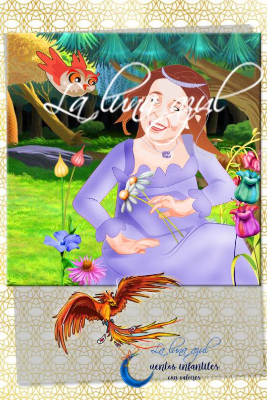Isabel y el unicornio blanco 2