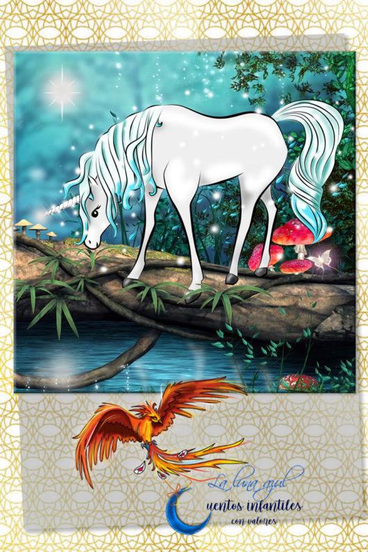 Isabel y el unicornio blanco 6