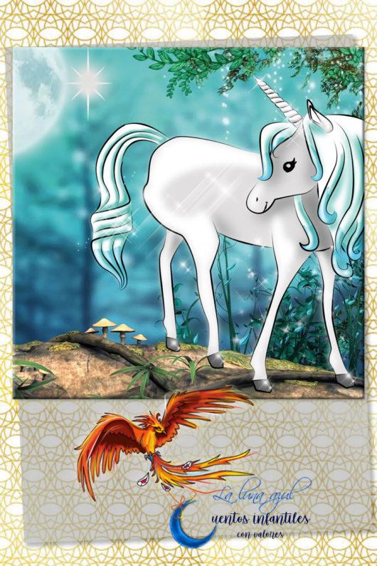Isabel y el unicornio blanco 5