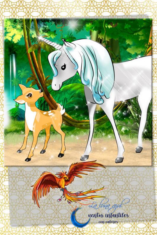 Isabel y el unicornio blanco 4
